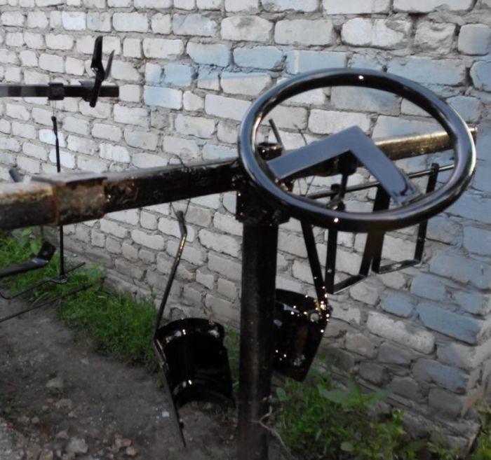 Вторая жизнь машинки «Стрела» (15 фото)