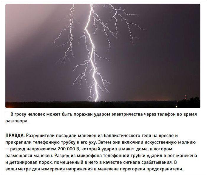 Лучшие вердикты «Разрушителей легенд» (20 фото)