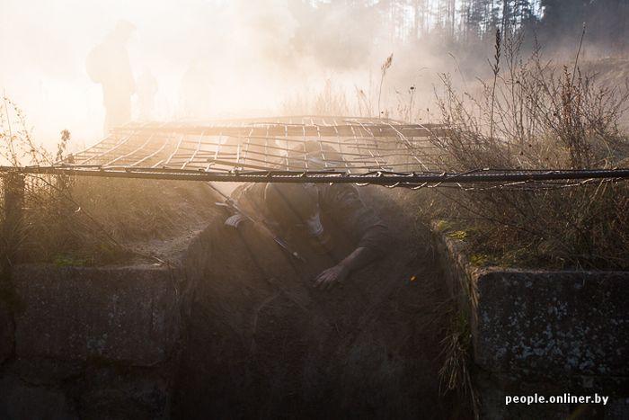 Тяжелый путь к краповому берету (48 фото)