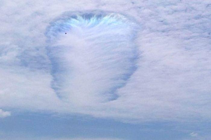 Метеорологический феномен в Австралии (8 фото)