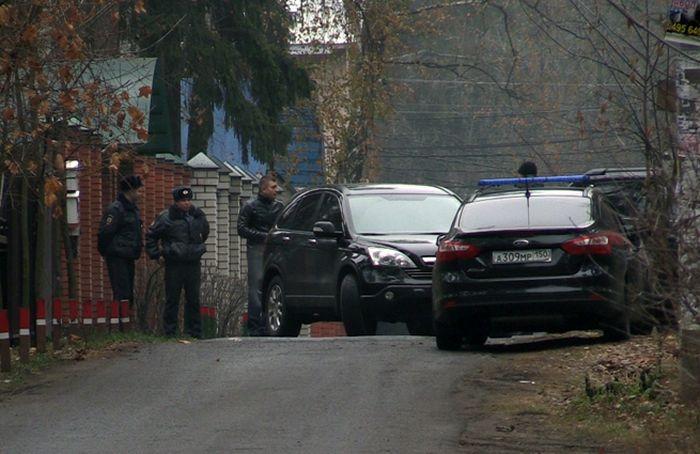 В ходе спецоперации задержана банда ГТА (6 фото + 3 видео)