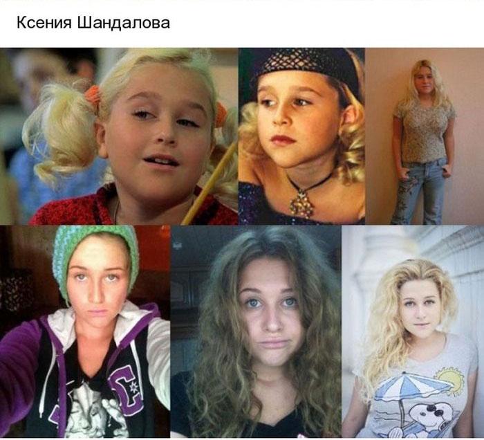 Повзрослевшие герои «Ералаша» (19 фото)