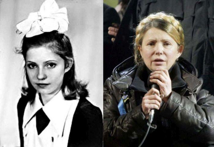 Известные политики на давних фото (39 фото)
