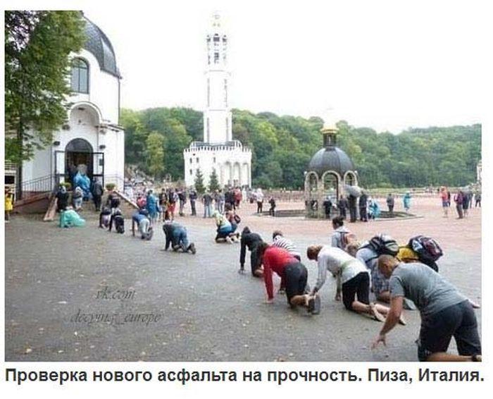 Если бы весь мир был Россией... (52 фото)
