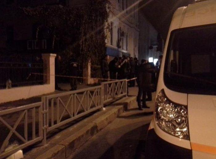 В Харькове взорвали клуб «Стена» (17 фото)