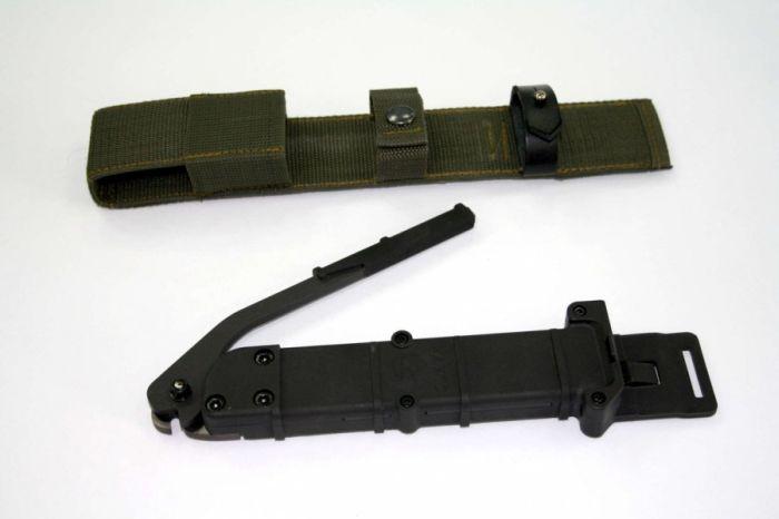 Холодное оружие экипировки «Ратник» (4 фото)