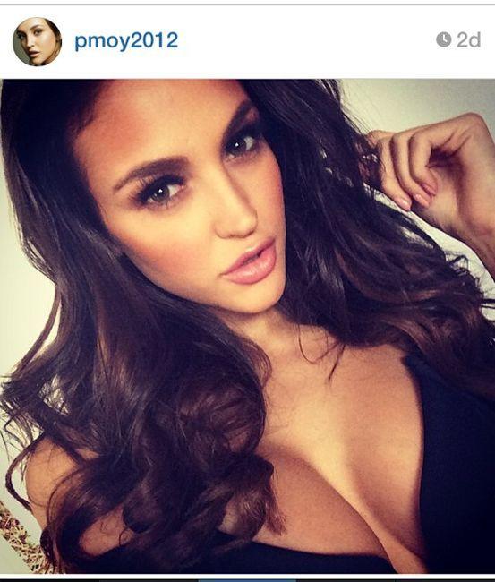 Привлекательные девушки на фото из Instagram (46 фото)