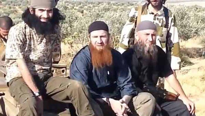 В Сирии убит член Игила, грозившийся устроить войну в Чечне (5 фото)
