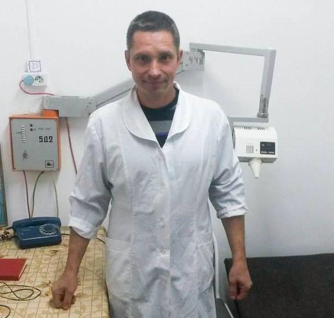 Как рентгенолог утонувшую девочку спас (2 фото)
