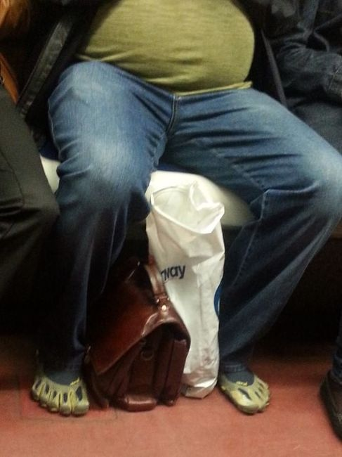 Мода российского метро (35 фото)