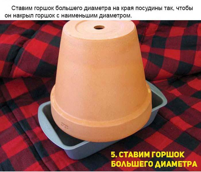 Самодельный палаточный обогреватель (7 фото)