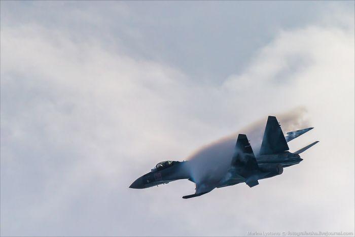 Су-35 на авиасалоне China Air Show-2014 (38 фото)