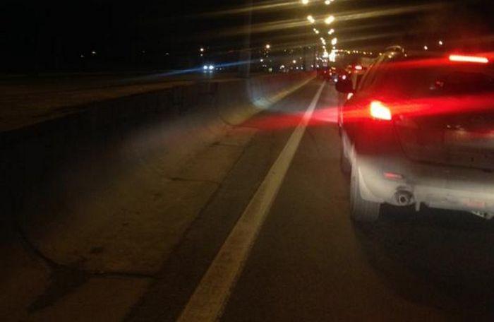 В Москве взорвался автомобиль, перевозивший газовые баллоны (5 фото + 4 видео)