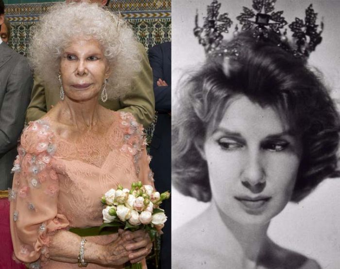 Герцогиня де Альба умерла в возрасте 87-ми лет (13 фото)