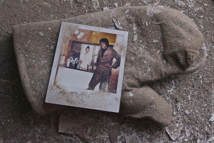Экскурсия по заброшенному городу Иультин (50 фото)