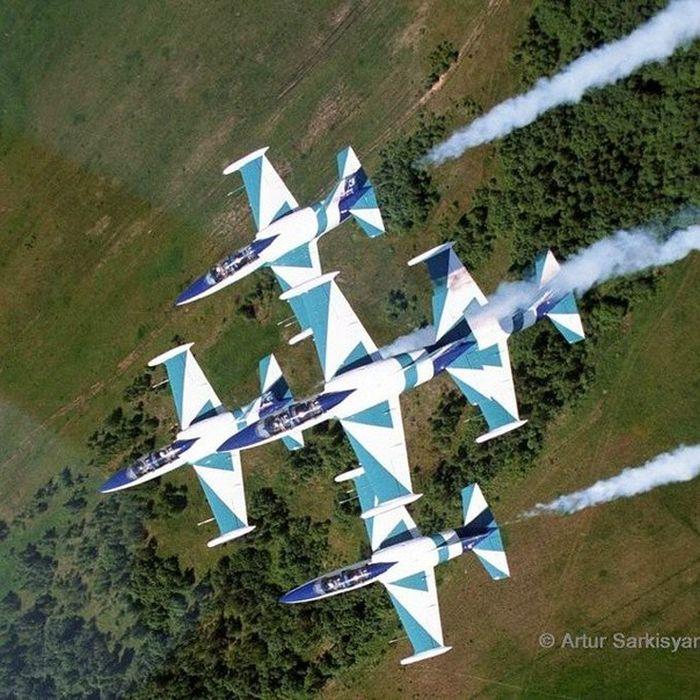 Небесные фото от Артура Саркисяна (41 фото)