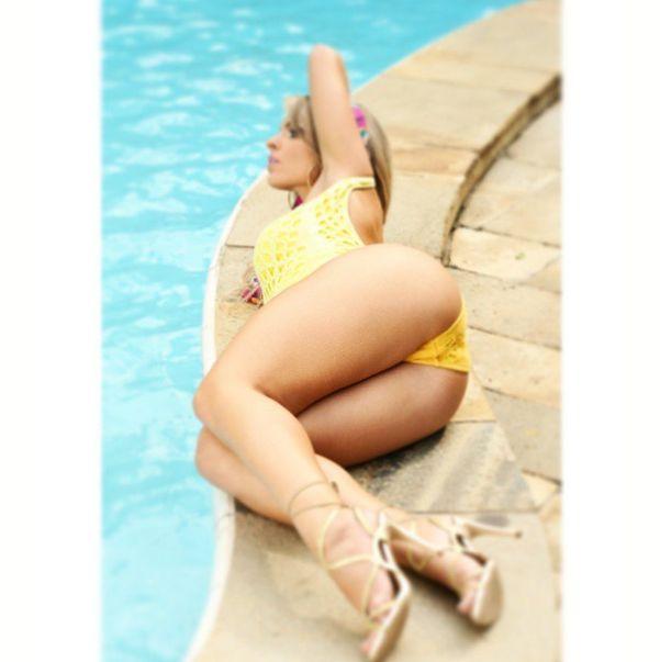 Индианара Карвальо завоевала титул «Мисс Бумбум-2014». НЮ (35 фото)