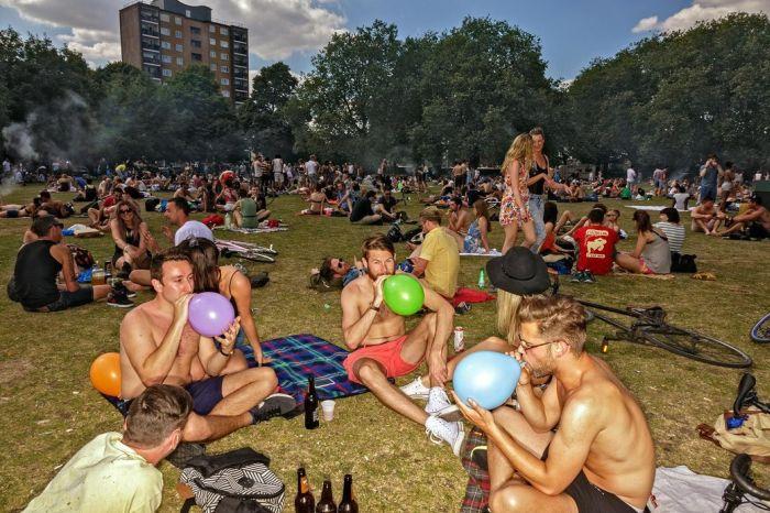Веселая жизнь лондонского квартала Шордич (25 фото)