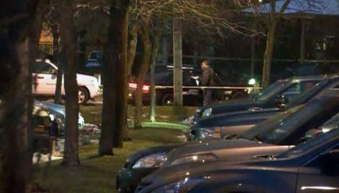 В США полицейский смертельно ранил 12-летнего мальчика (5 фото)