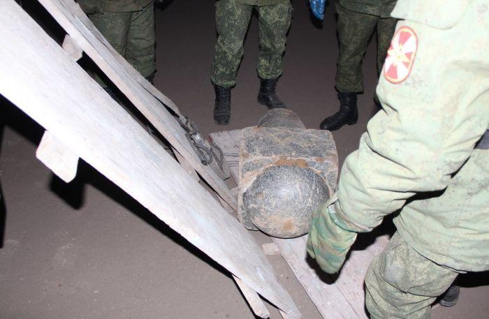 Житель Балашихи нашел надгробие в подвале гаража (26 фото)