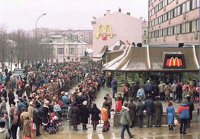 Россия в интересных фактах (34 фото)