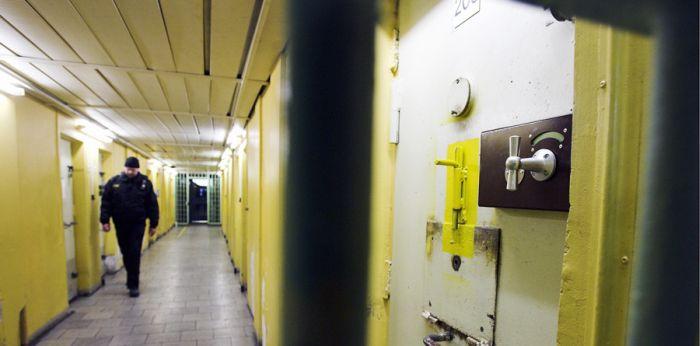 Выживание в американской тюрьме (5 фото + текст)