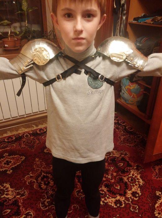 Оригинальный новгодний костюм для ребенка (12 фото)