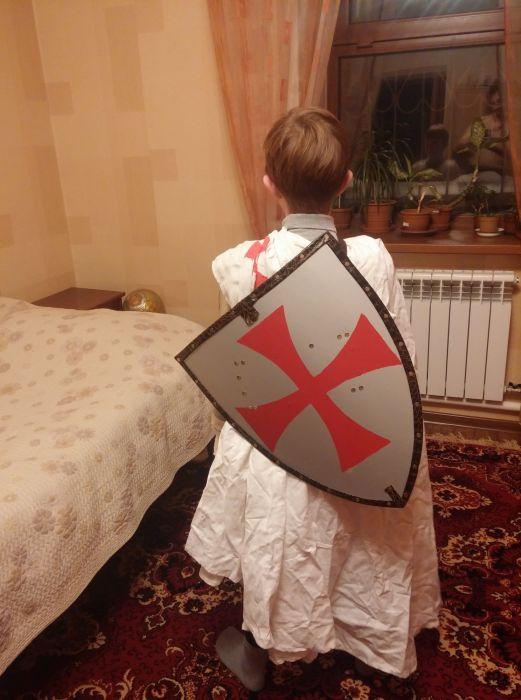 Оригинальный новогодний костюм для ребенка (12 фото)