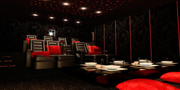 Подборка лучших домашних кинотеатров (29 фото)