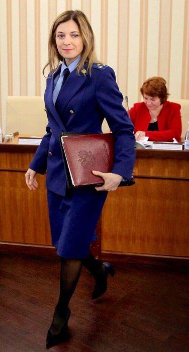 Подборка фото Натальи Поклонской (40 фото)