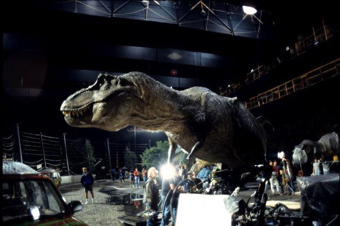 История развития спецэффектов в кино (27 фото + 12 видео)