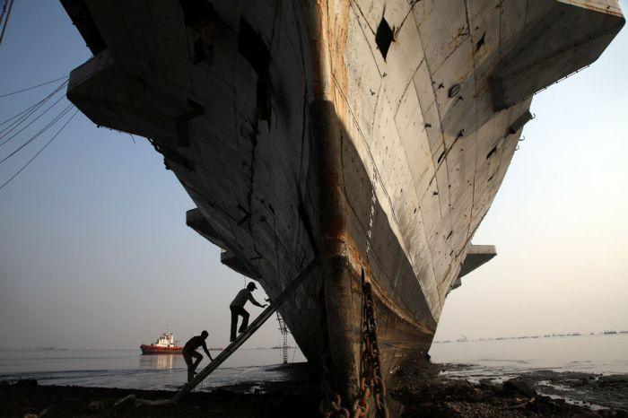 Последний причал кораблей (31 фото)