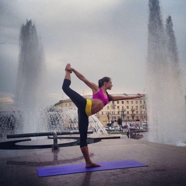 Юлия Детушева стала абсолютной чемпионкой московского турнира бикини-фитнес (30 фото)