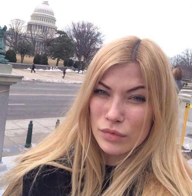 23-летняя Дарина Ледовских прошла в Верховную Раду Украины (10 фото)
