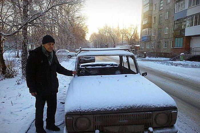 Как жители Омска помогли 73-летнему пенсионеру (2 фото)