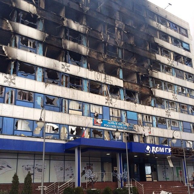 В Грозном ликвидировали группу террористов (27 фото + 3 видео)