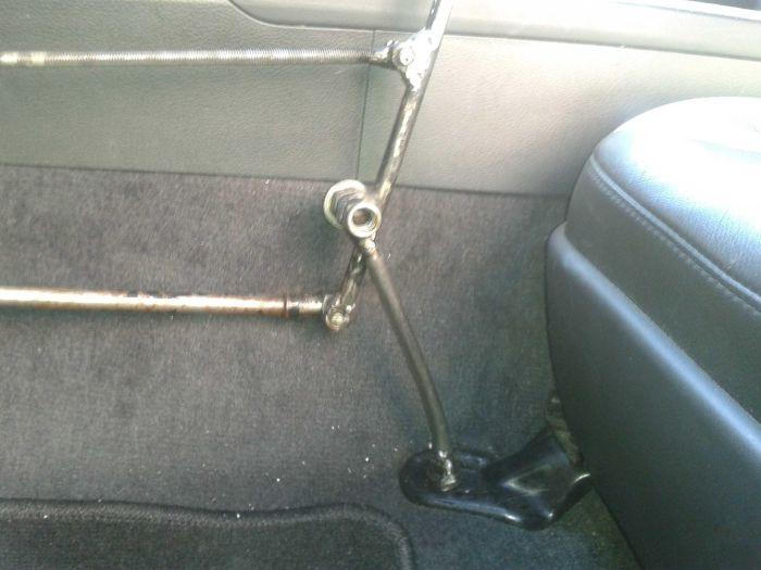 Ручное управление для Toyota Camry V40 (9 фото)