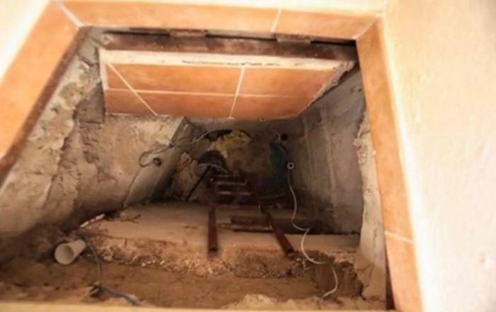 Главарь мафии Неаполя прятался в холодильнике (6 фото)