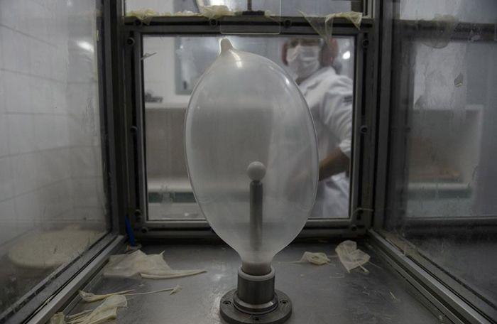 Как делают презервативы в лесах Бразилии (18 фото)