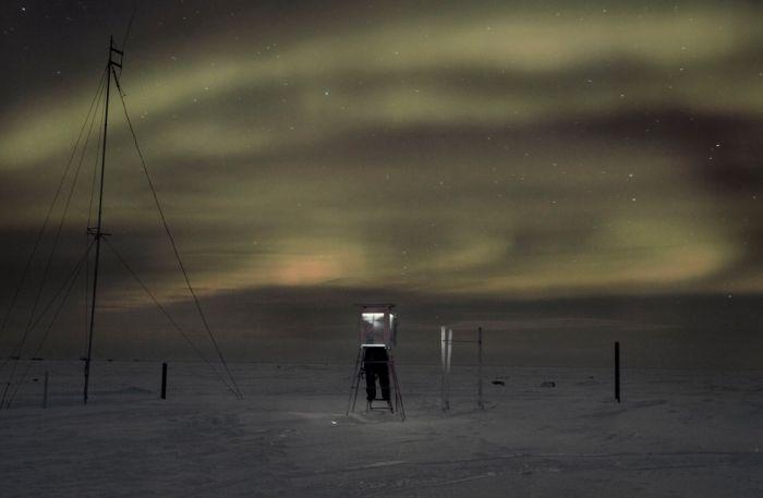 Одинокая жизнь полярника Вячеслава Короткого (10 фото)