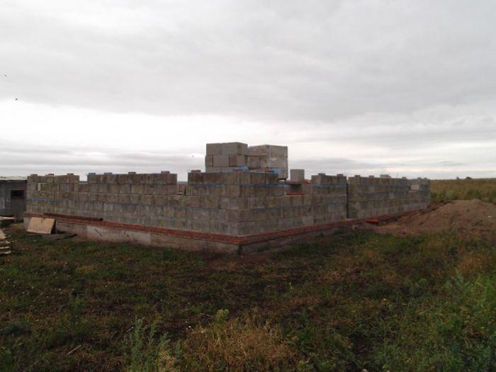 Отчет о строительстве капитального дома (97 фото)