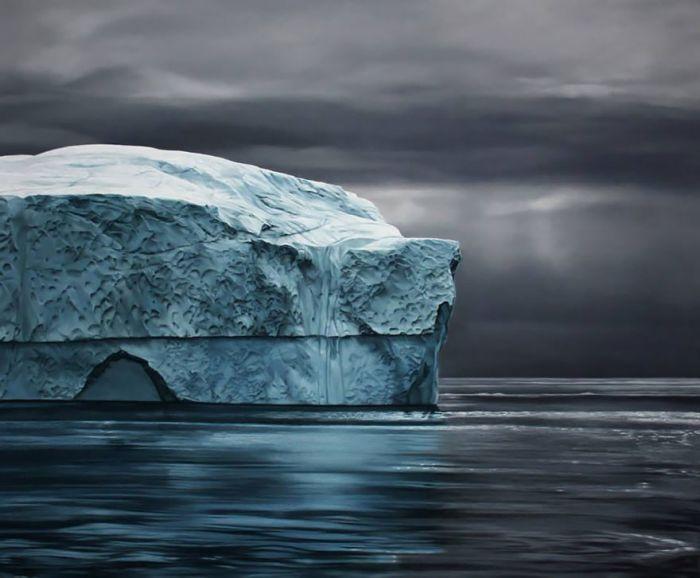 Удивительно реалистичные картины Зарии Форман (11 фото)