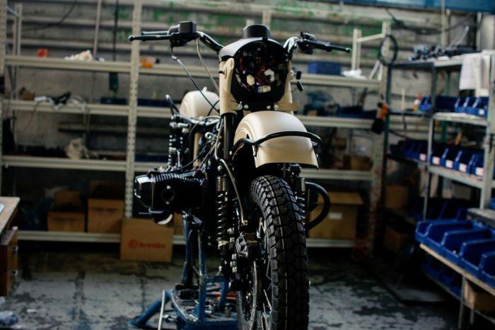 Экскурсия по мотоциклетному заводу «Урал» (31 фото)