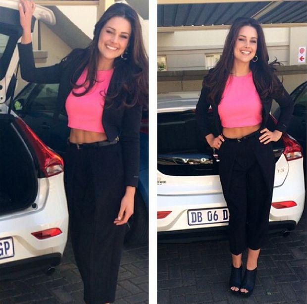 Ролен Штраус из ЮАР получила титул «Мисс Мира» (40 фото)