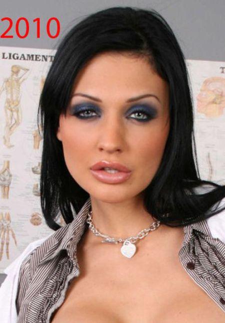 Алетта Оушен и ее изменчивая внешность (6 фото)
