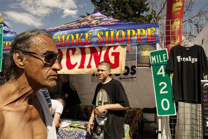 Как живут американцы и европейцы после легализации марихуаны (16 фото)
