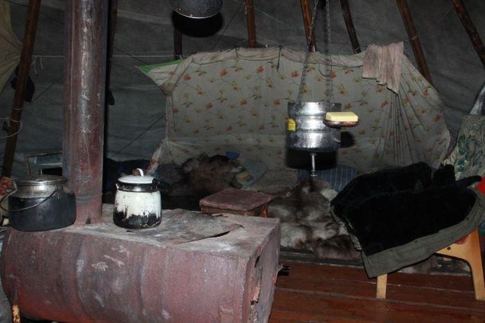 В гостях у настоящего шамана (24 фото)