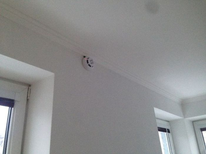 Неожиданная «бесплатная опция» в киевском хостеле (9 фото)