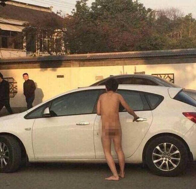 Из-за измены женщина оставила на улице голыми своего мужа и сестру (4 фото)