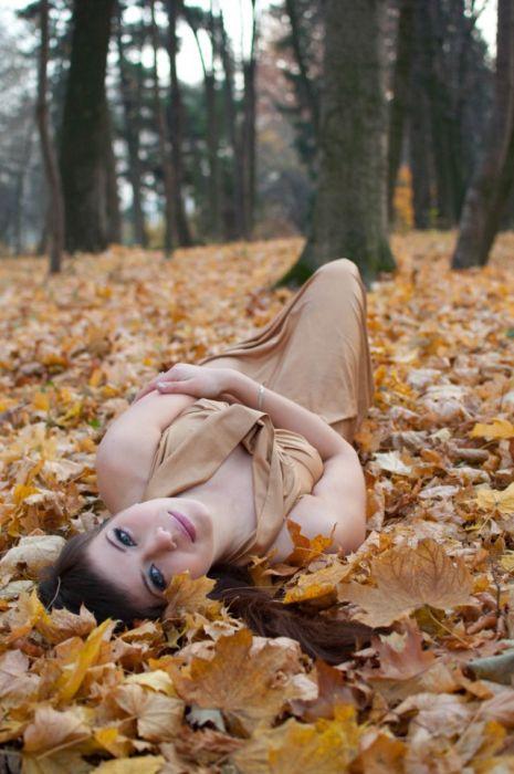 Красивая пауерлифтерша из Украины (24 фото)